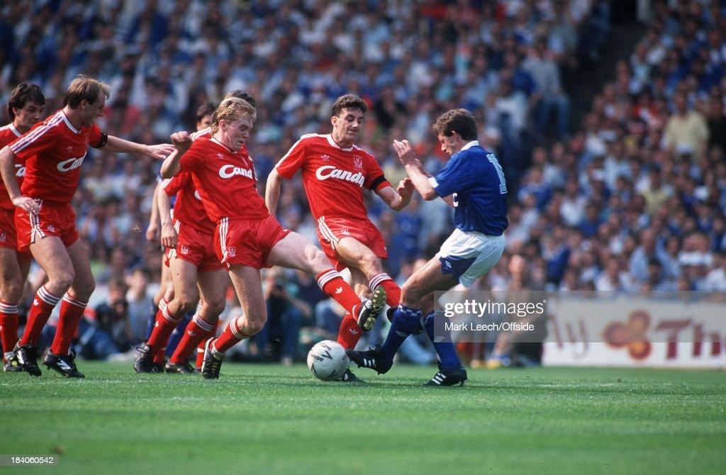 Football - FA Cup Final 1989 : News Photo