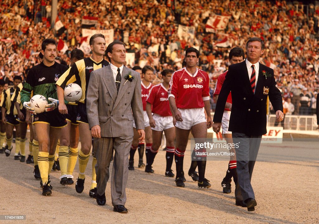 1990 FA Cup Final Replay : News Photo
