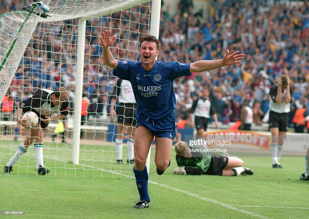 1994 Football League  Play-Off Final - Derby County v Leicester City : News Photo