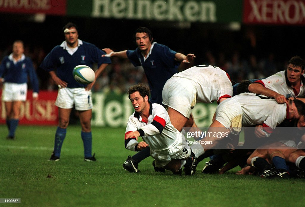 Rugby World Cup : News Photo