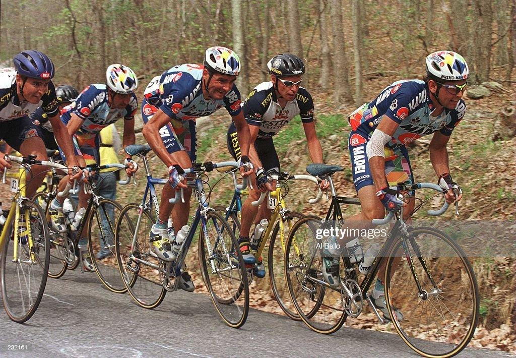 Tour DuPont Rominger : News Photo
