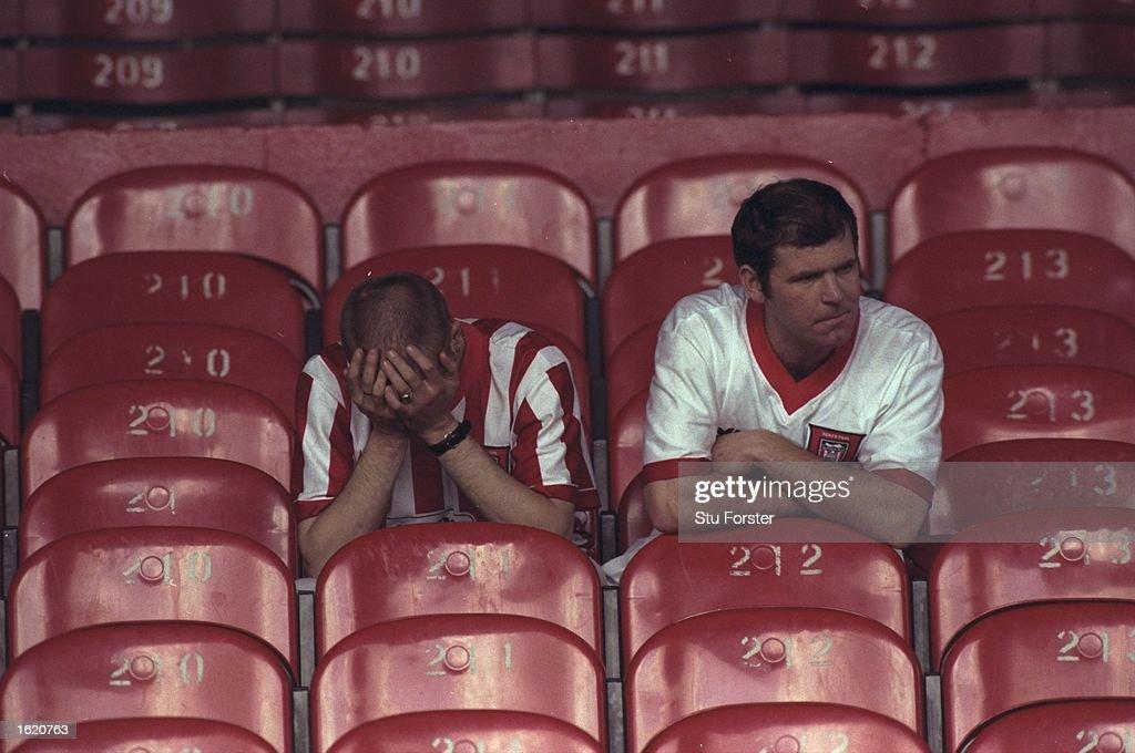 Sunderland fans : News Photo