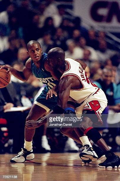 Chicago Bulls B.J. Armstrong ...