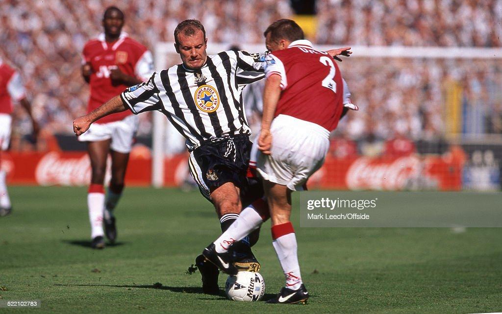 FA Cup Final 1998 Arsenal v Newcastle : ニュース写真