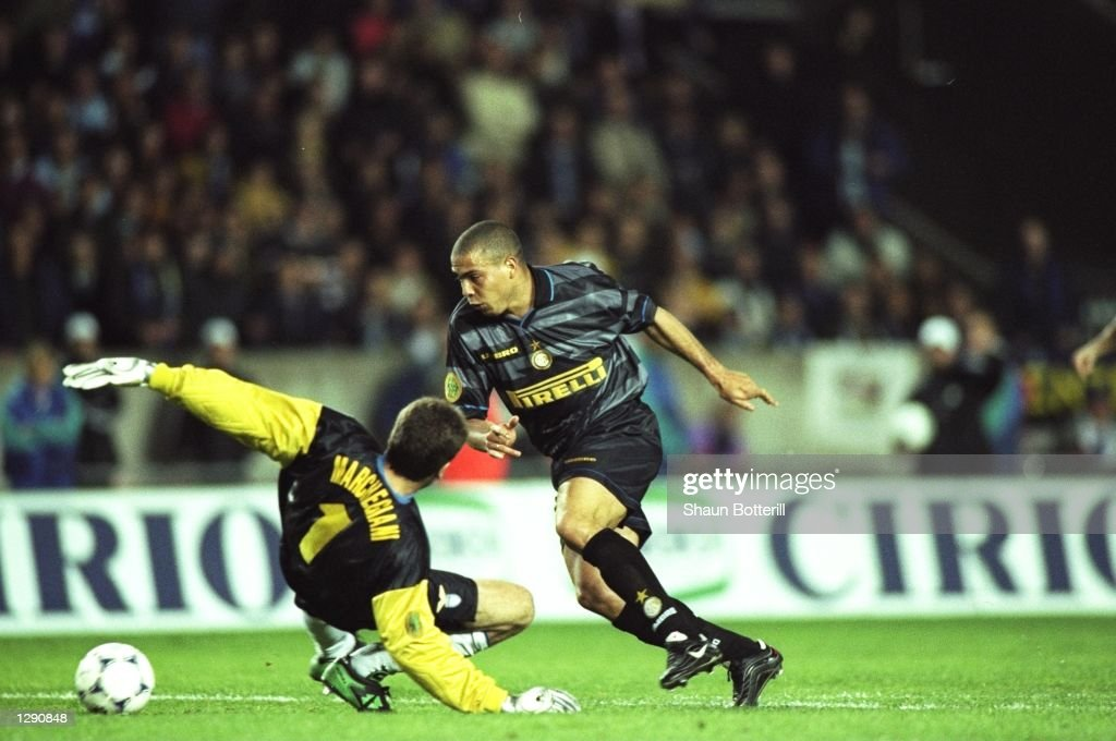 Ronaldo of Inter Milan : News Photo
