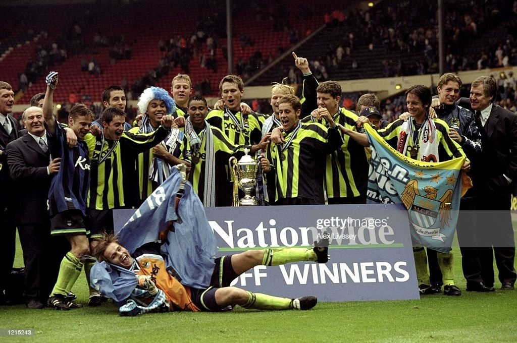Man City players : News Photo