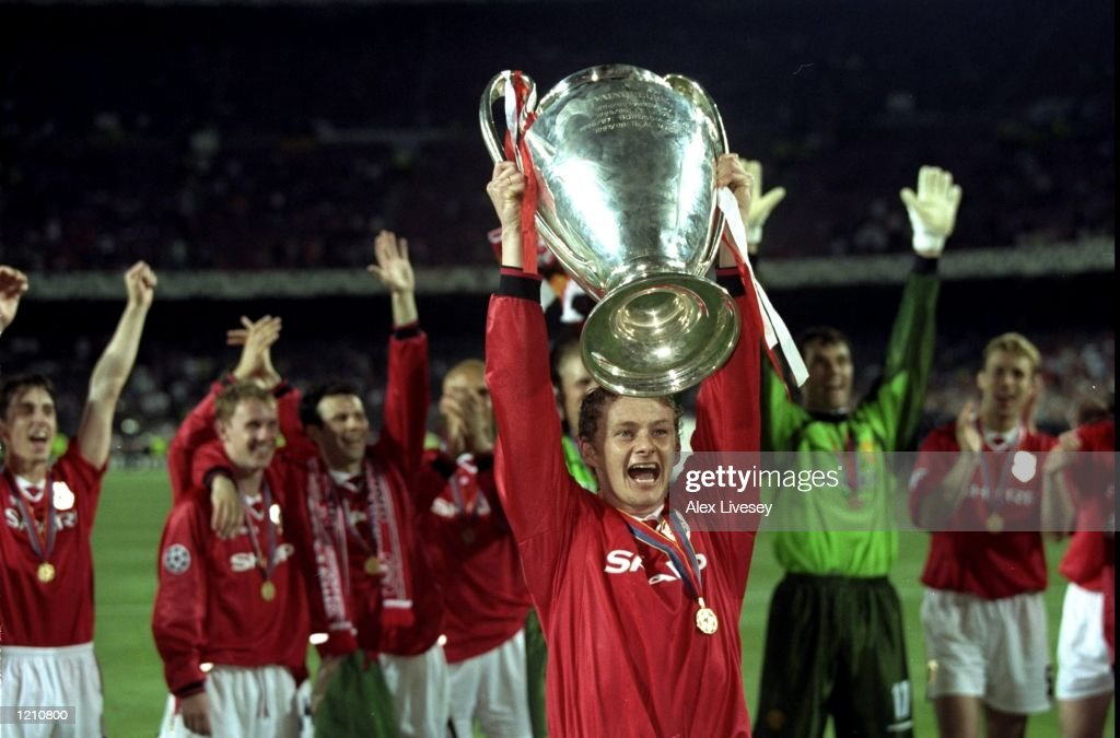 Ole Gunnar Solskjaer : News Photo