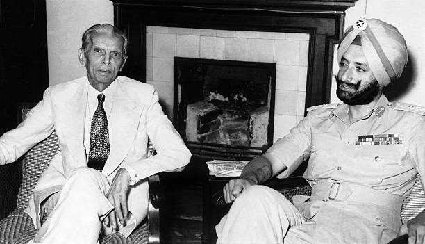 May 20 1947 During the talks which preceded the independence of India the head of the Muslim Indians League Ali JINNAH met with the Maharadjah of...