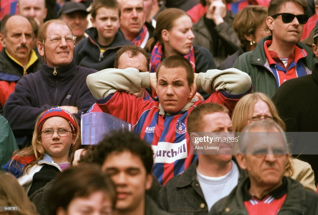 Crystal Palace fans : News Photo