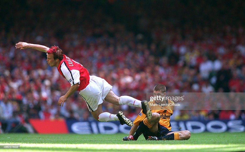 FA Cup Final - Arsenal v Liverpool