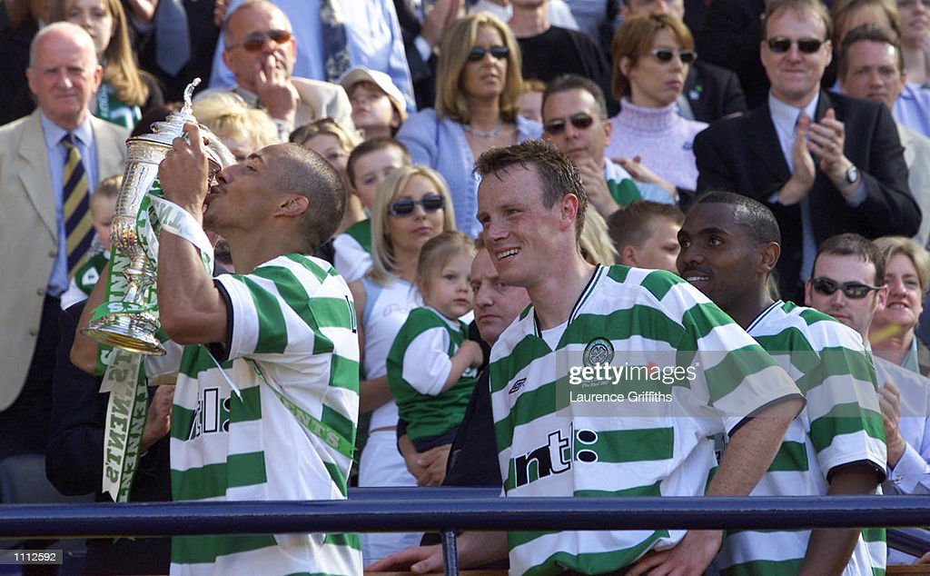 Celtic v Hibernian x : News Photo