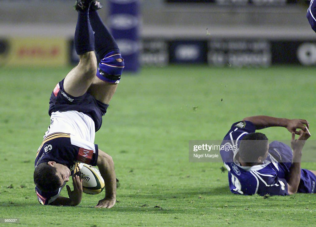 Super 12 Blues v Brumbies X : News Photo