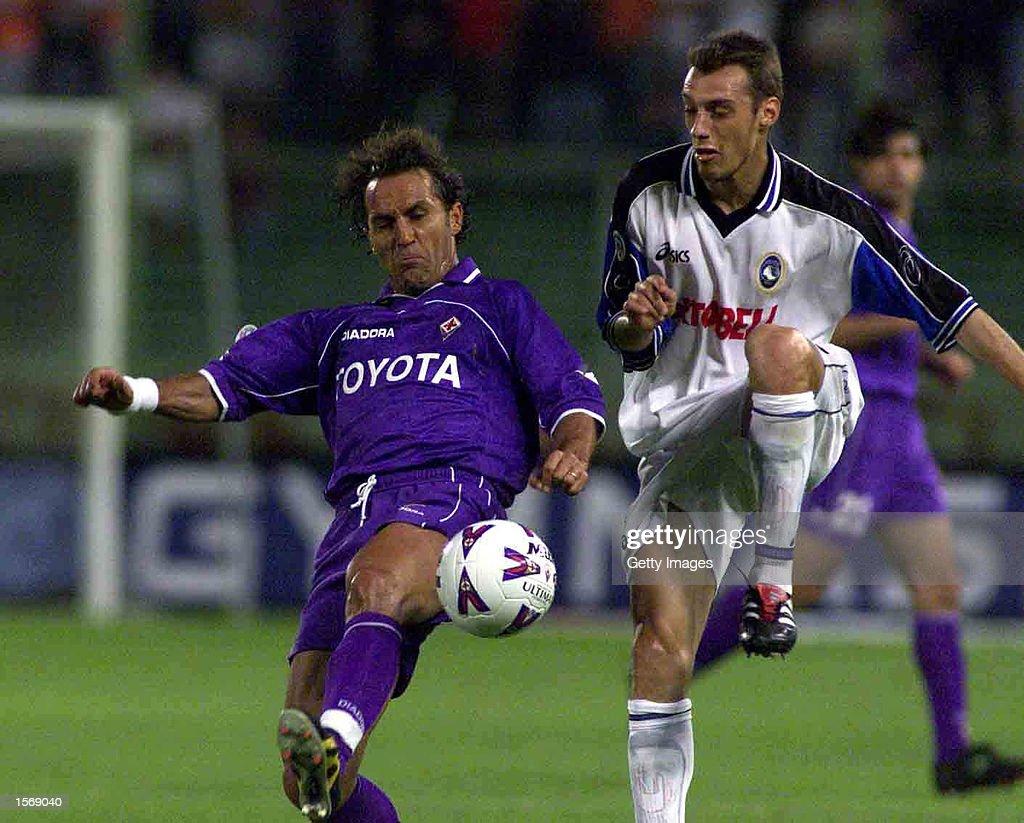 Fiorentina v Atalanta X : News Photo