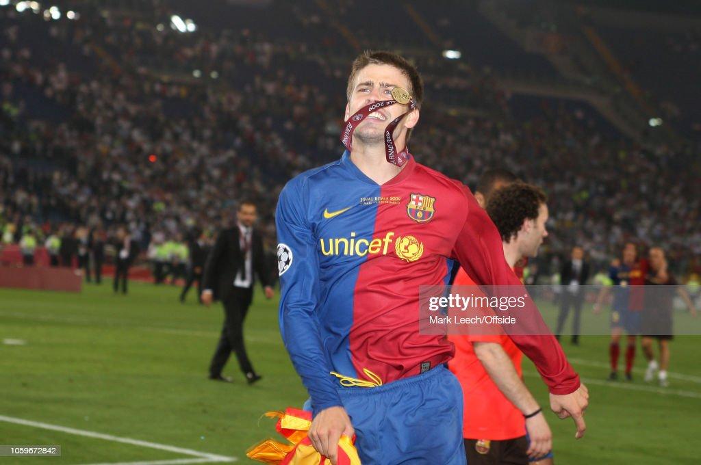 UEFA Champions League Final : News Photo