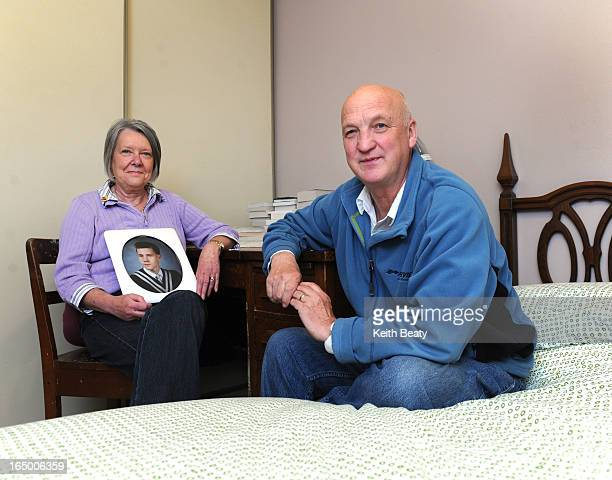 16 May 2011 Valerie and Bue Sonne the parents of Byron found out today that their son has been granted bail after nearly 11 months in jail Byron will...
