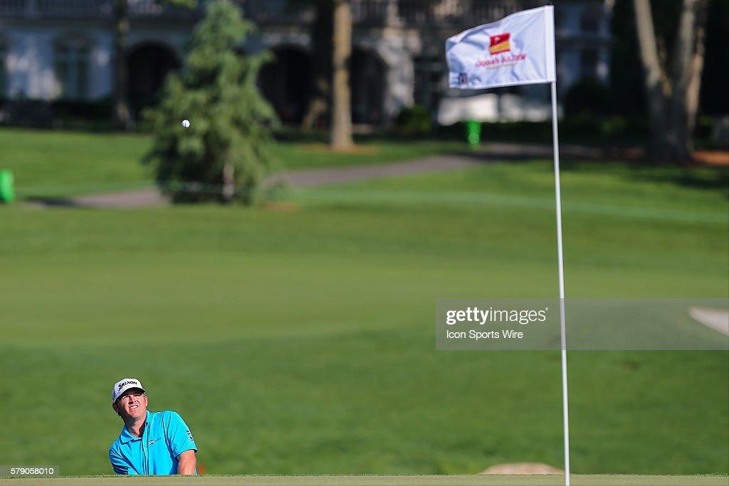 GOLF: MAY 04 PGA - Wells Fargo Championship - Final Round : News Photo