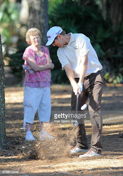 George McNeill during the second round of The Players Championship at TPC Sawgrass Ponte Vedra Beach Florida