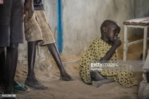 May 2015 Jonglei State South Sudan Children in school watching hygiene lesson On 20 February 2017 the United Nations declared a famine in parts of...