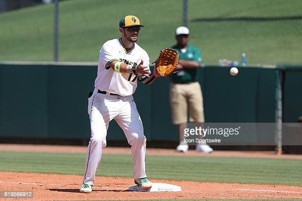 Cal Poly Pomona's Nic Hernandez The Cal Poly Pomona Broncos played the Southern Indiana Eagles in Game 2 of the 2016 NCAA Division II College World...