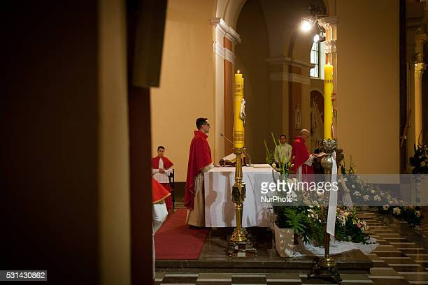 May 2016 Last mass before Pentecost is observed in the Saint Peter and Paul basilica in on Saturday On Sunday fifty days after Easter the birthday of...