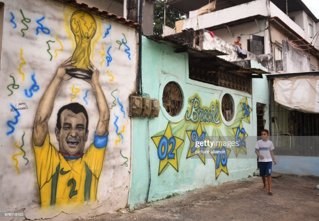 Brazil prepares for the World Cup : News Photo
