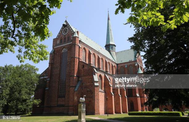 View of the cathedral at the heart of the old Cistercian monastery that was founded in 1186 From 04 to 10 June 2018 the 650th anniversary of the...