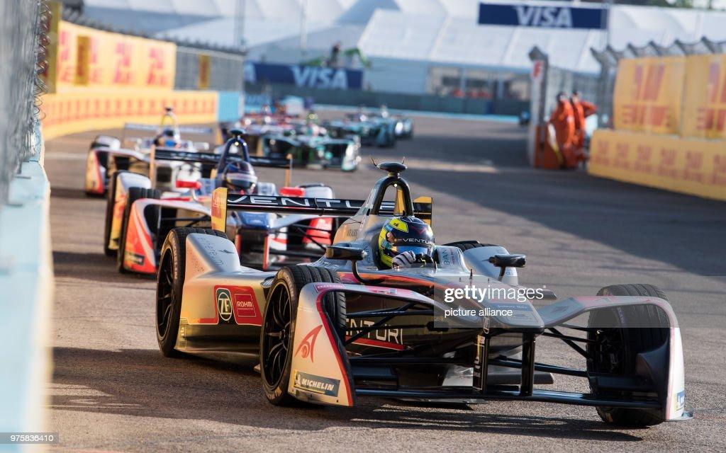 19 May 2018, Germany, Berlin, Motorspor, ABB FIA Formula E ...