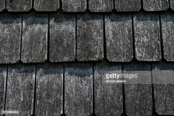 Grains were milled until the year 1960 in this Erdhollaender windmill which was constructed in the year 1752 21000 oak shingles were used for the...