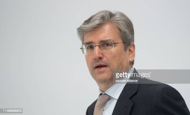 23 May 2019 BadenWuerttemberg Neckarsulm Josef Ahorner member of the Supervisory Board of Audi AG attends the Audi Annual General Meeting Photo...