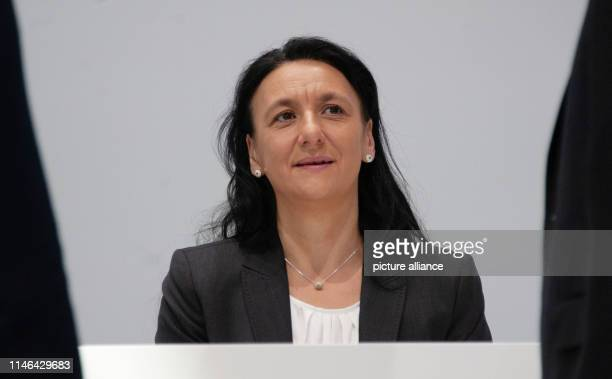 23 May 2019 BadenWuerttemberg Neckarsulm Rita Beck member of the Supervisory Board of Audi AG attends the Audi Annual General Meeting Photo...