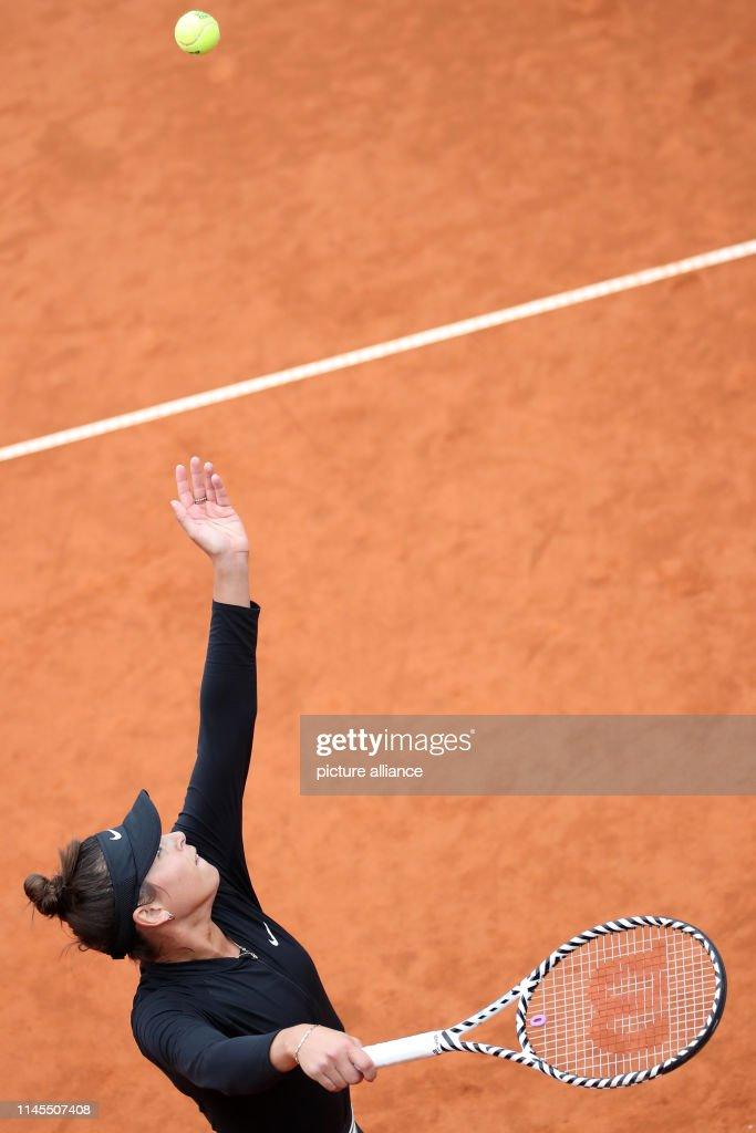 DEU: WTA-Tour - Nuremberg 1st Round
