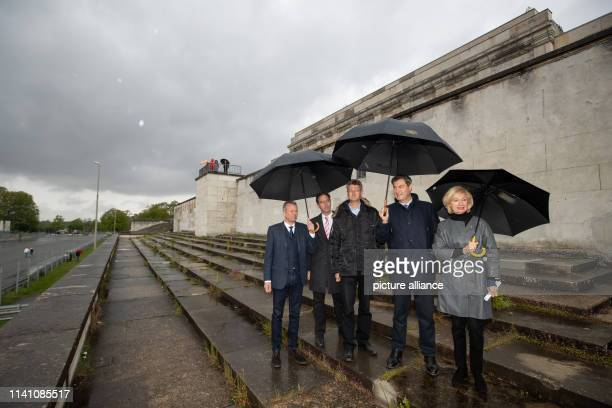 Ulrich Maly Lord Mayor of Nuremberg Daniel Ferdinand Ulrich Planning and Building Officer of the City of Nuremberg Michael Piazolo Minister of...