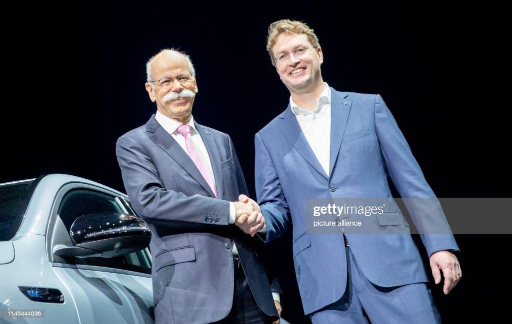 DEU: Daimler AG Annual General Meeting