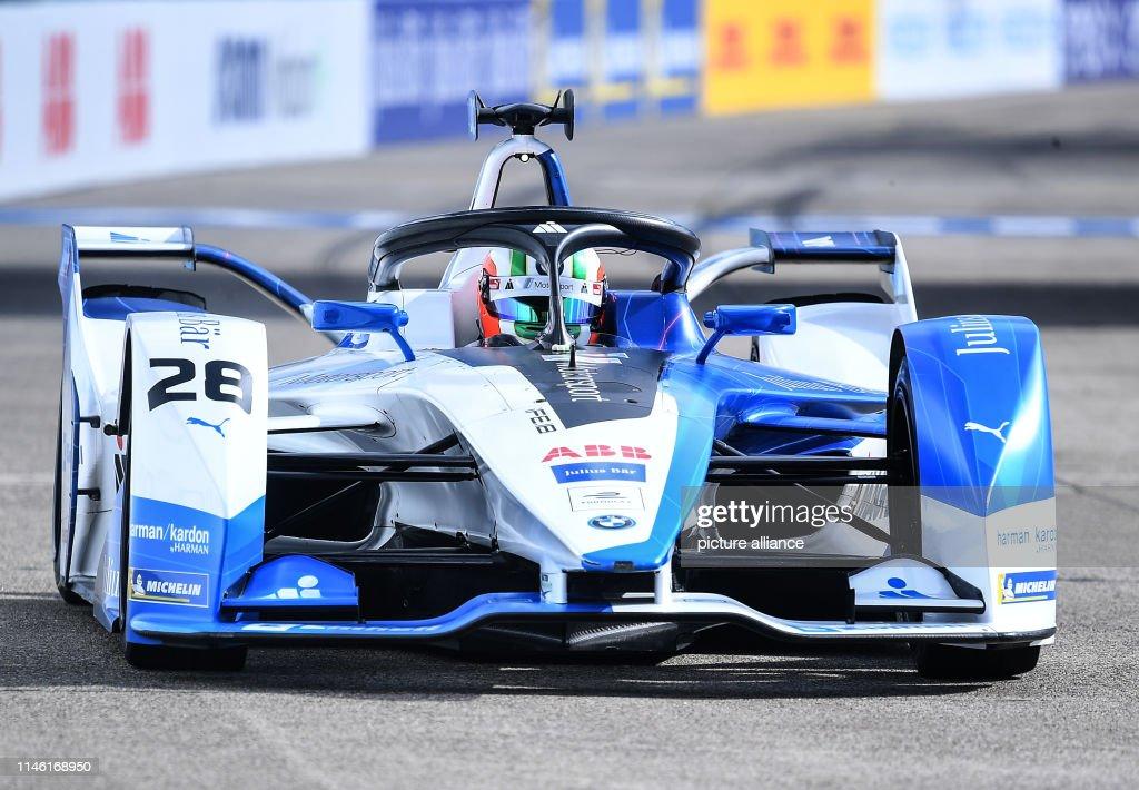 DEU: Formula E Berlin E-Prix 2019