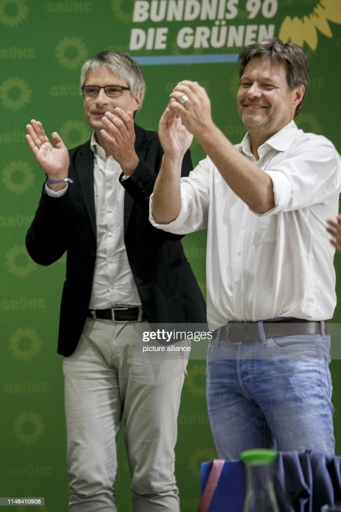 DEU: After The European Election - Reactions Green Party