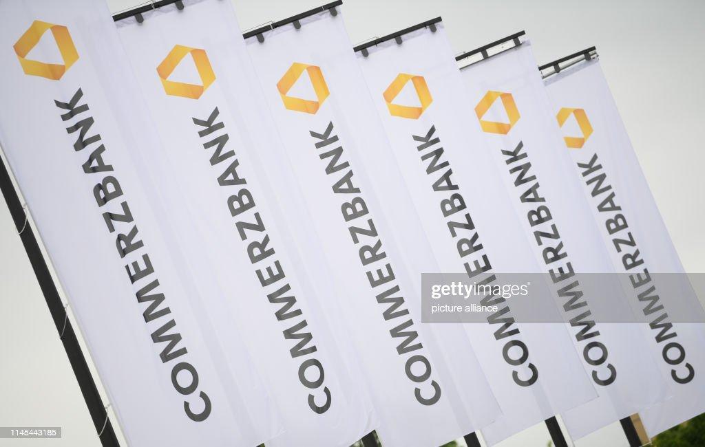 DEU: Annual General Meeting Commerzbank