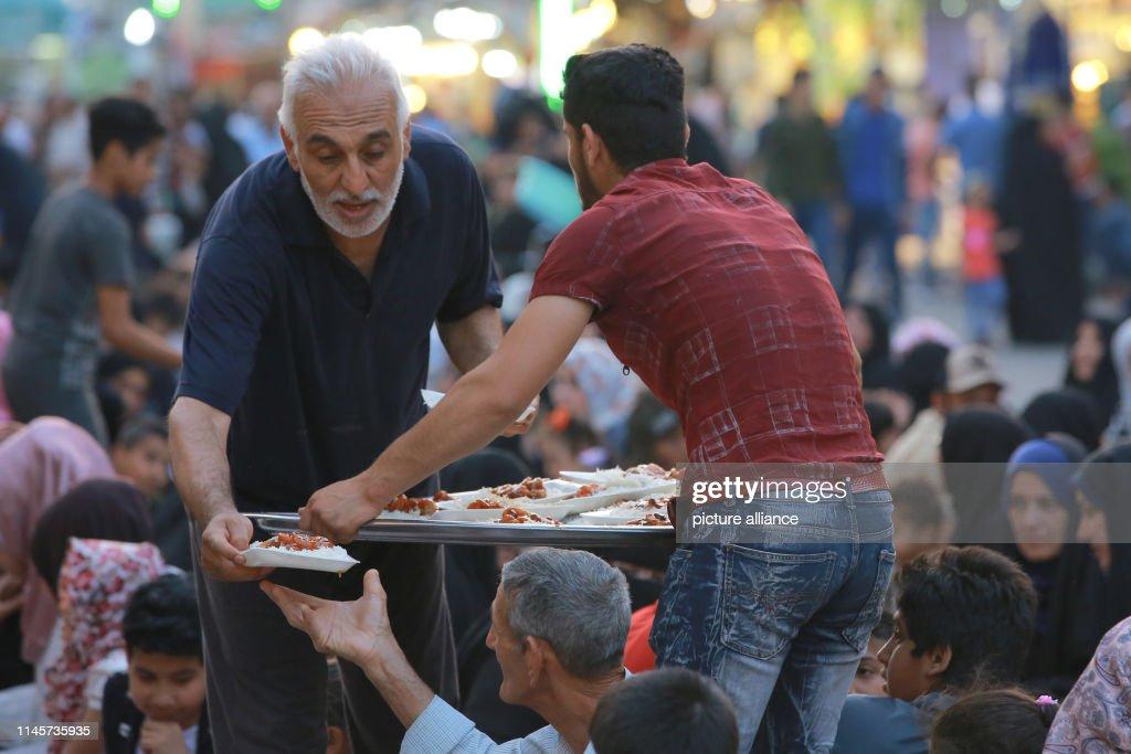IRQ: Ramadan In Iraq