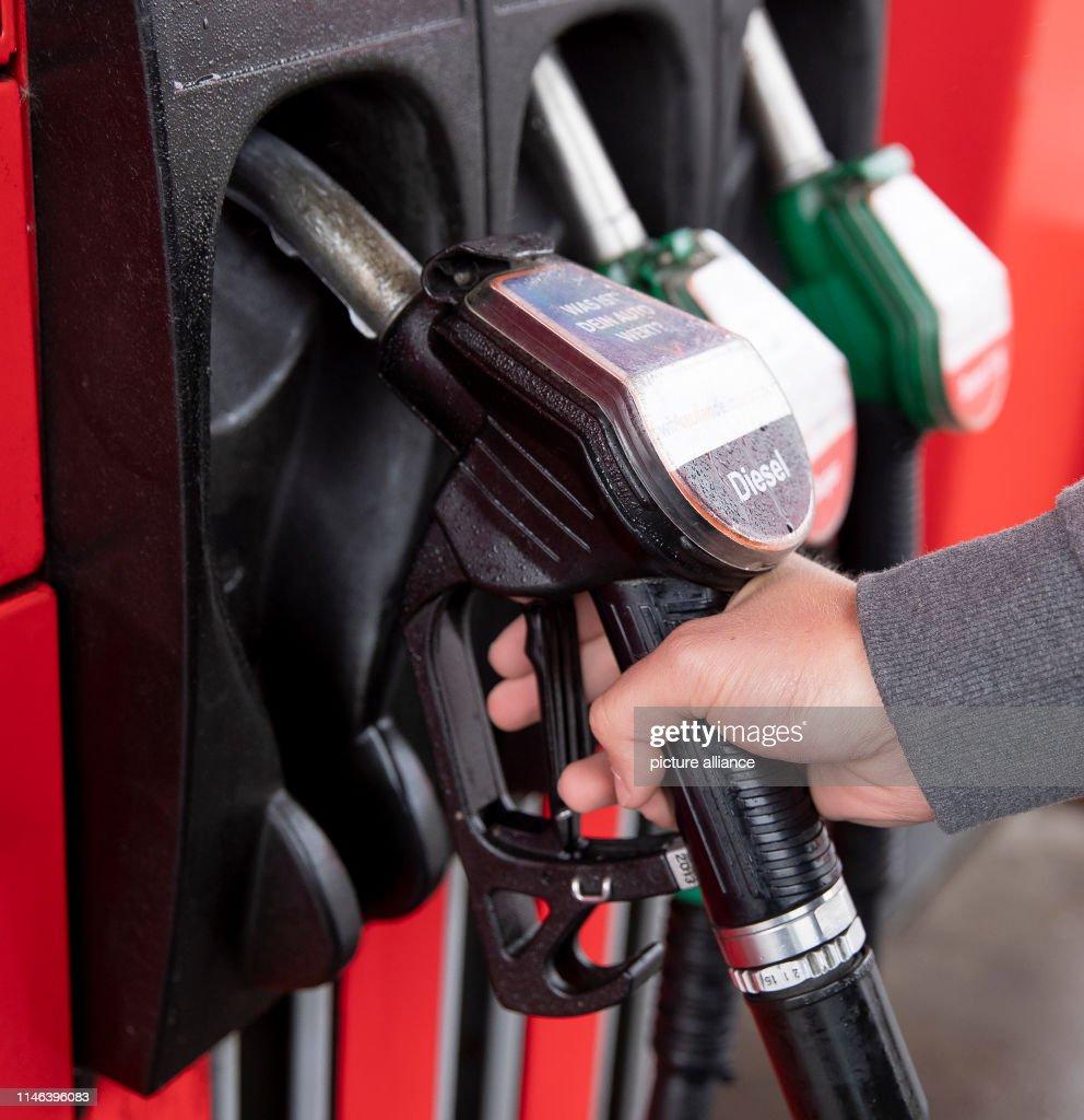 DEU: Nervous Oil Market Fuel Prices On The Rise