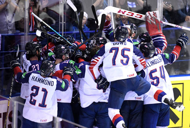 SVK: Ice Hockey World Championship France - Great Britain
