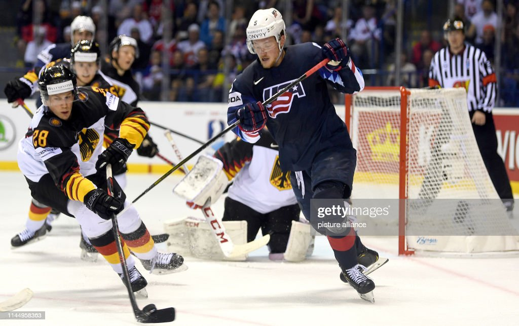 SVK: Ice Hockey World Championship Germany - USA