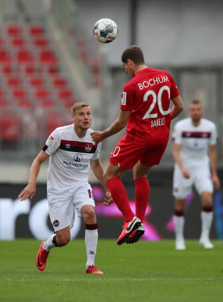 DEU: 2nd Bundesliga 1. FC Nuremberg - VfL Bochum
