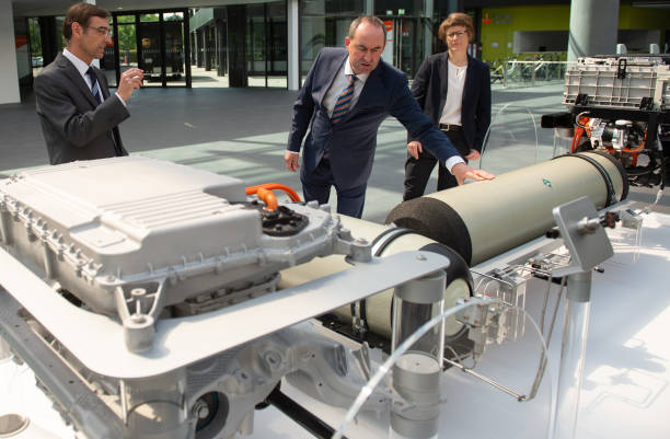 DEU: Presentation Of The Bavarian Hydrogen Strategy