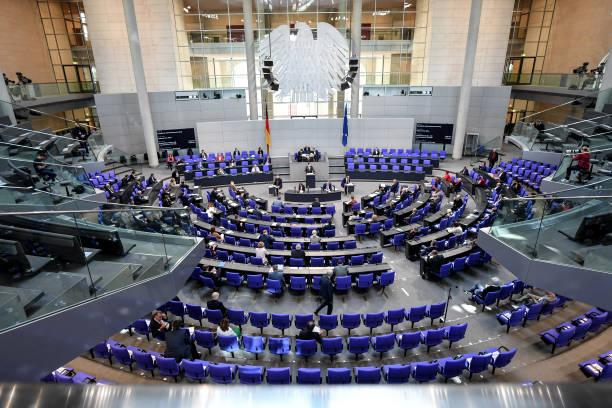 DEU: German Parliament - 164th Session Of The 19th Legislative Period