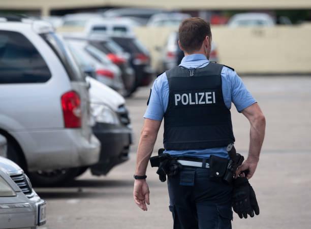 DEU: Riots Aftermath Near Frankfurt