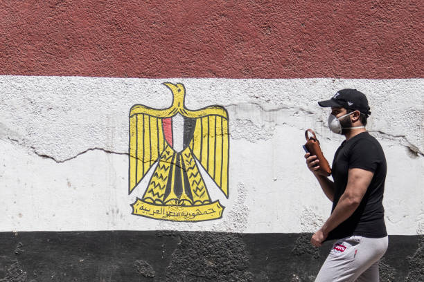EGY: Face Masks become Mandatory In Public Places In Egypt
