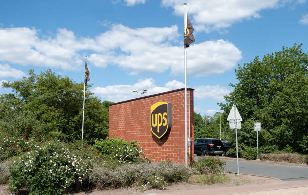 DEU: 72 UPS Employees Near Hanover Infected With Coronavirus