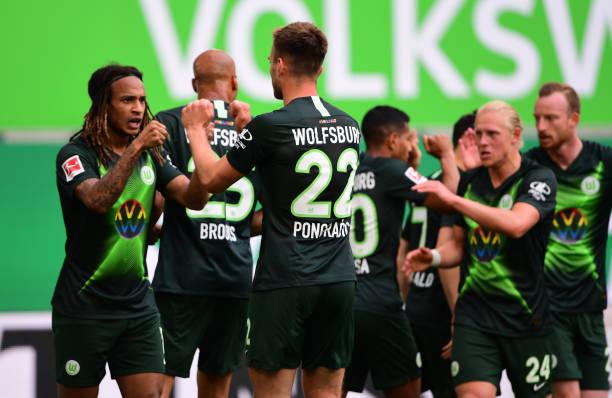 DEU: Bundesliga VfL Wolfsburg - Eintracht Frankfurt