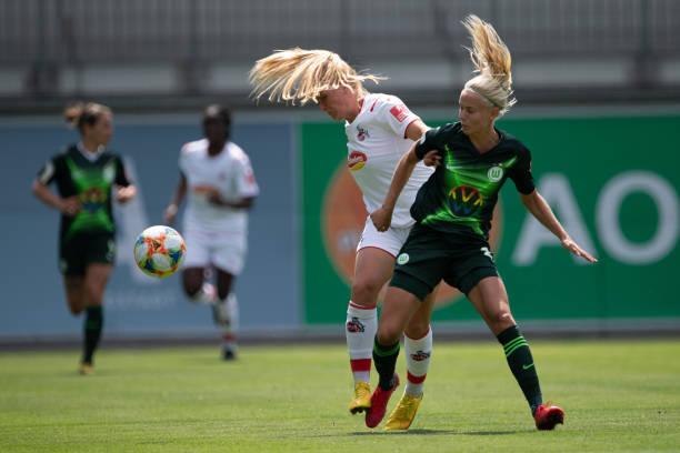 DEU: Bundesliga Women VfL Wolfsburg - 1. FC Cologne