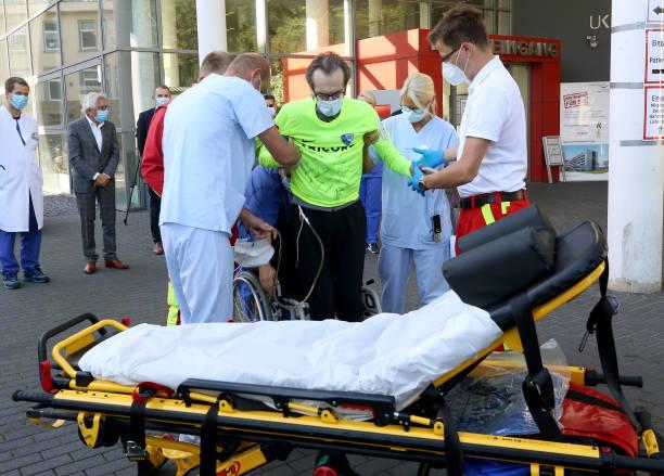 DEU: Italian Covid-19 Patient Transferred Back To Italy