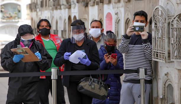 PER: Coronavirus - Peru